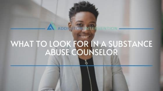 addiction and substance abuse counselor